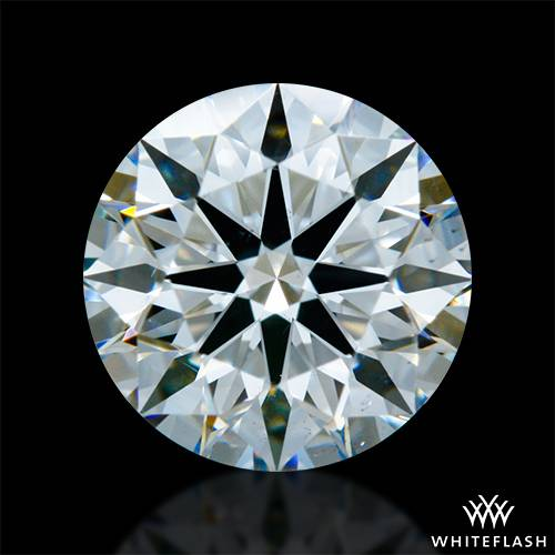 1.312 ct G VS2 A CUT ABOVE® Hearts and Arrows Super Ideal Round Cut Loose Diamond