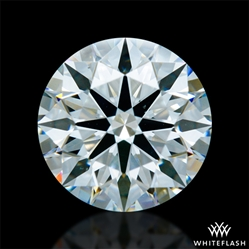 1.312 ct H VS2 A CUT ABOVE® Hearts and Arrows Super Ideal Round Cut Loose Diamond