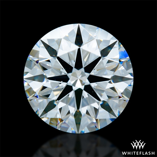 1.275 ct F VS2 A CUT ABOVE® Hearts and Arrows Super Ideal Round Cut Loose Diamond