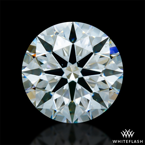 1.232 ct I VS2 A CUT ABOVE® Hearts and Arrows Super Ideal Round Cut Loose Diamond