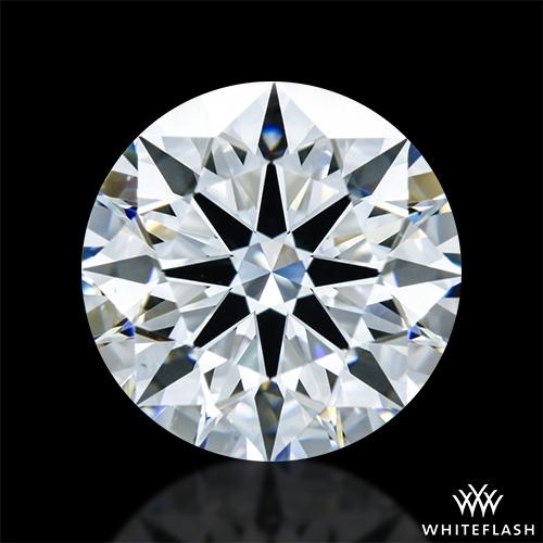 2.061 ct E VS1 A CUT ABOVE® Hearts and Arrows Super Ideal Round Cut Loose Diamond