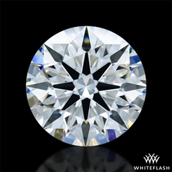 1.092 ct D IF A CUT ABOVE® Hearts and Arrows Super Ideal Round Cut Loose Diamond