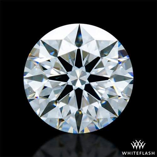 0.826 ct D VVS2 Expert Selection Round Cut Loose Diamond