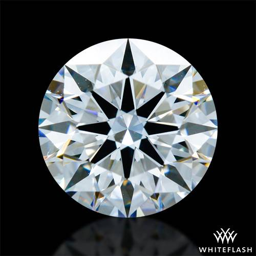 0.86 ct D VS1 A CUT ABOVE® Hearts and Arrows Super Ideal Round Cut Loose Diamond