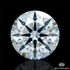 0.858 ct G VS2 A CUT ABOVE® Hearts and Arrows Super Ideal Round Cut Loose Diamond