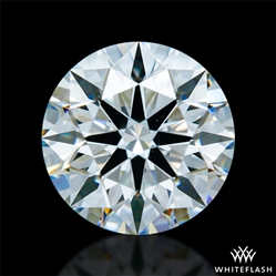 0.83 ct E VS1 A CUT ABOVE® Hearts and Arrows Super Ideal Round Cut Loose Diamond