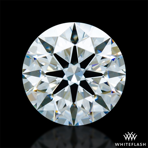 0.812 ct G VS1 A CUT ABOVE® Hearts and Arrows Super Ideal Round Cut Loose Diamond