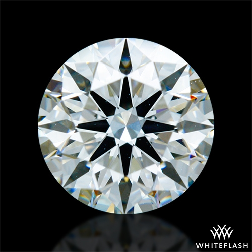 1.38 ct I VS2 A CUT ABOVE® Hearts and Arrows Super Ideal Round Cut Loose Diamond