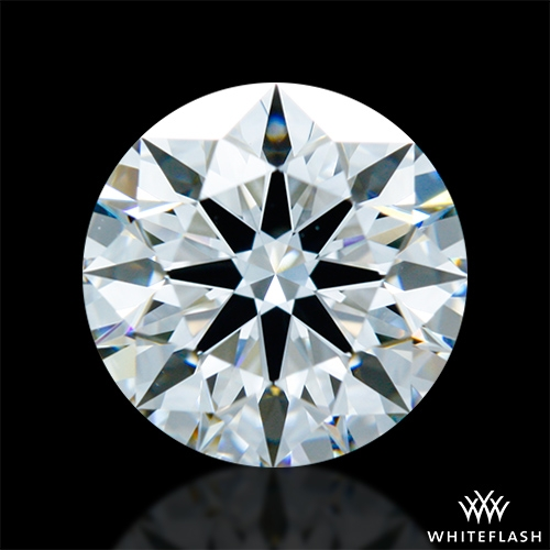 1.50 ct F VS2 A CUT ABOVE® Hearts and Arrows Super Ideal Round Cut Loose Diamond