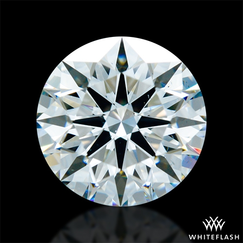 1.98 ct I VS2 A CUT ABOVE® Hearts and Arrows Super Ideal Round Cut Loose Diamond