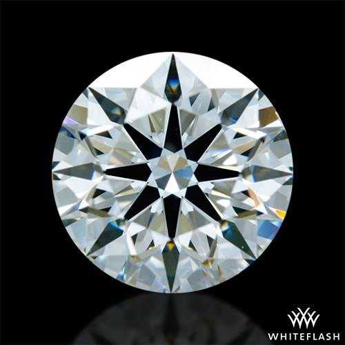 1.288 ct I VS2 A CUT ABOVE® Hearts and Arrows Super Ideal Round Cut Loose Diamond