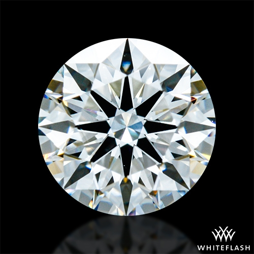 0.813 ct G VS1 A CUT ABOVE® Hearts and Arrows Super Ideal Round Cut Loose Diamond