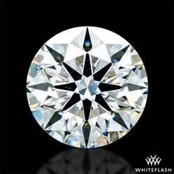 0.812 ct H VS1 A CUT ABOVE® Hearts and Arrows Super Ideal Round Cut Loose Diamond
