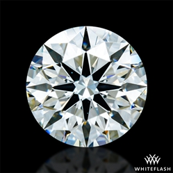 0.803 ct H VS1 A CUT ABOVE® Hearts and Arrows Super Ideal Round Cut Loose Diamond