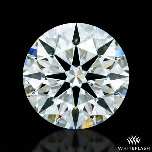 0.805 ct I VS1 A CUT ABOVE® Hearts and Arrows Super Ideal Round Cut Loose Diamond