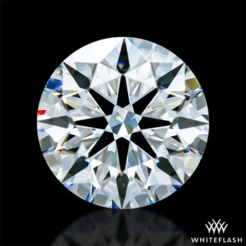 1.482 ct E VS1 A CUT ABOVE® Hearts and Arrows Super Ideal Round Cut Loose Diamond