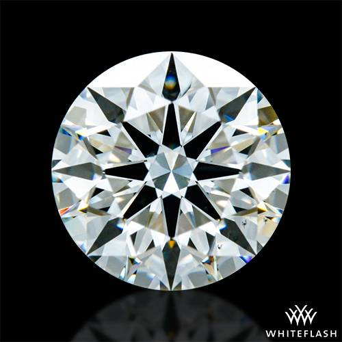 1.04 ct I VS2 A CUT ABOVE® Hearts and Arrows Super Ideal Round Cut Loose Diamond