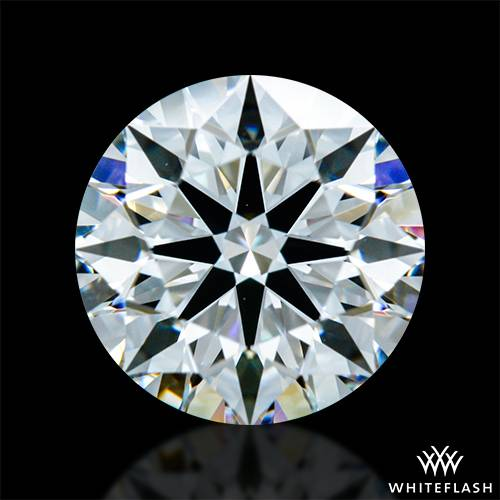 1.013 ct F VVS1 A CUT ABOVE® Hearts and Arrows Super Ideal Round Cut Loose Diamond
