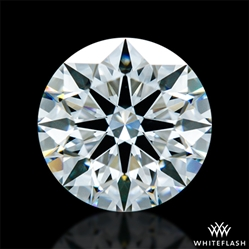 1.27 ct F VS1 A CUT ABOVE® Hearts and Arrows Super Ideal Round Cut Loose Diamond