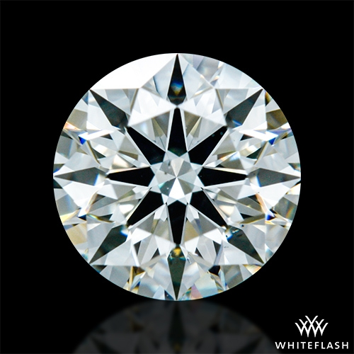 0.936 ct I VS2 A CUT ABOVE® Hearts and Arrows Super Ideal Round Cut Loose Diamond