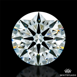 0.84 ct I VS2 A CUT ABOVE® Hearts and Arrows Super Ideal Round Cut Loose Diamond