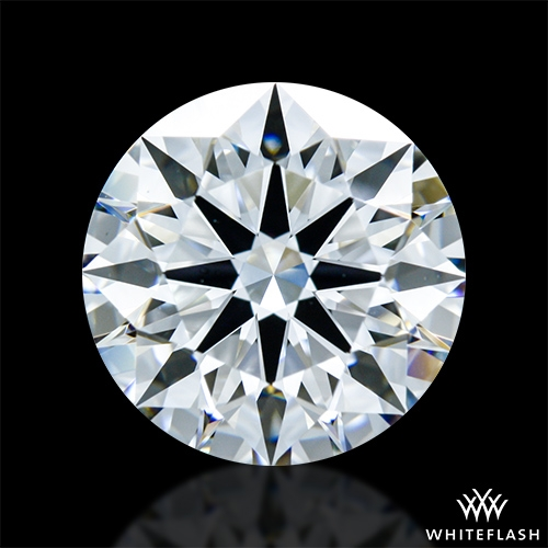 2.341 ct F VS1 A CUT ABOVE® Hearts and Arrows Super Ideal Round Cut Loose Diamond