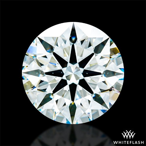 2.352 ct J VS2 A CUT ABOVE® Hearts and Arrows Super Ideal Round Cut Loose Diamond