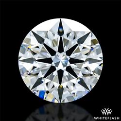 1.041 ct D VS1 A CUT ABOVE® Hearts and Arrows Super Ideal Round Cut Loose Diamond