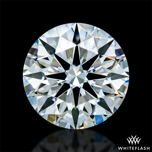 0.928 ct G VS1 A CUT ABOVE® Hearts and Arrows Super Ideal Round Cut Loose Diamond