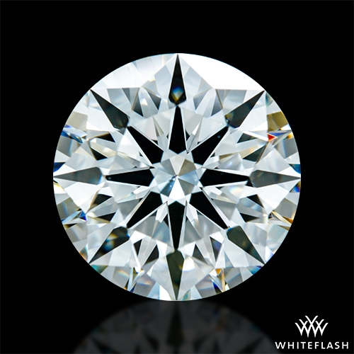 2.605 ct I VS2 A CUT ABOVE® Hearts and Arrows Super Ideal Round Cut Loose Diamond