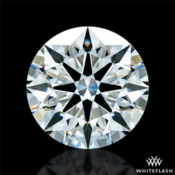 0.953 ct D VS1 A CUT ABOVE® Hearts and Arrows Super Ideal Round Cut Loose Diamond