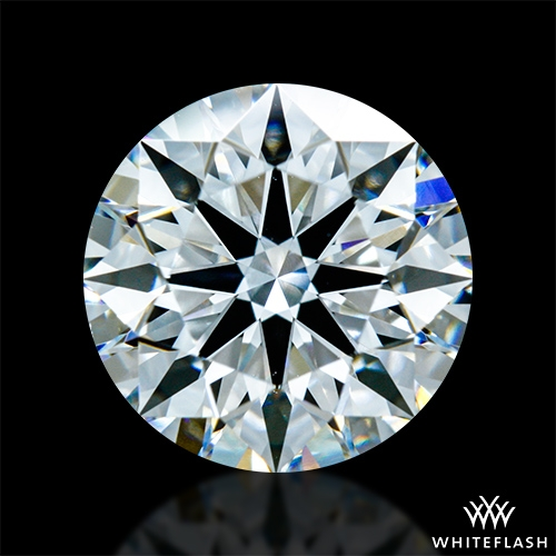 1.56 ct E VS1 A CUT ABOVE® Hearts and Arrows Super Ideal Round Cut Loose Diamond