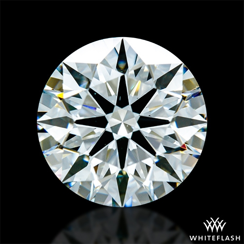2.584 ct I VS2 A CUT ABOVE® Hearts and Arrows Super Ideal Round Cut Loose Diamond
