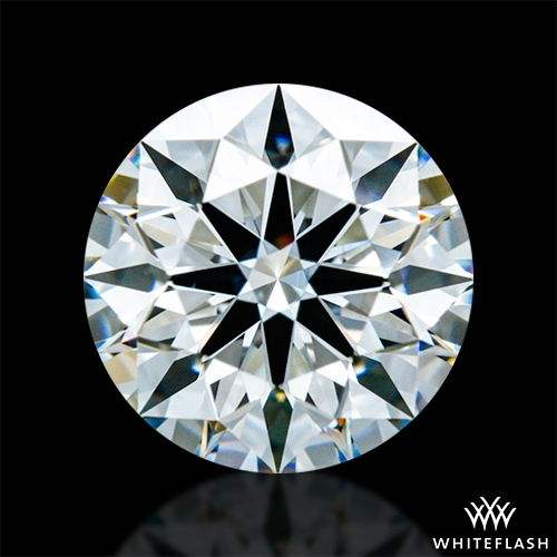 0.81 ct G VVS1 A CUT ABOVE® Hearts and Arrows Super Ideal Round Cut Loose Diamond