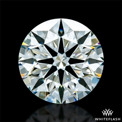 0.92 ct I VS2 A CUT ABOVE® Hearts and Arrows Super Ideal Round Cut Loose Diamond