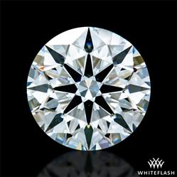 0.93 ct E VS2 A CUT ABOVE® Hearts and Arrows Super Ideal Round Cut Loose Diamond