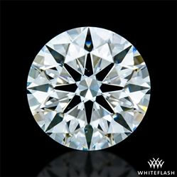 0.902 ct G VS2 A CUT ABOVE® Hearts and Arrows Super Ideal Round Cut Loose Diamond