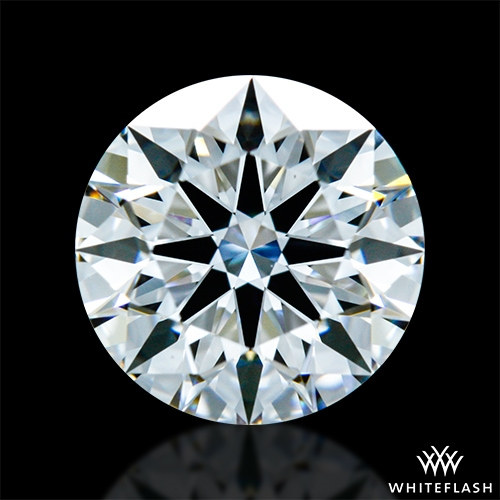 1.032 ct D VVS1 A CUT ABOVE® Hearts and Arrows Super Ideal Round Cut Loose Diamond