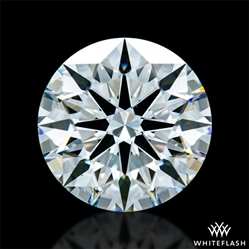 1.198 ct F VS2 A CUT ABOVE® Hearts and Arrows Super Ideal Round Cut Loose Diamond