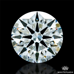 1.292 ct I VS2 A CUT ABOVE® Hearts and Arrows Super Ideal Round Cut Loose Diamond