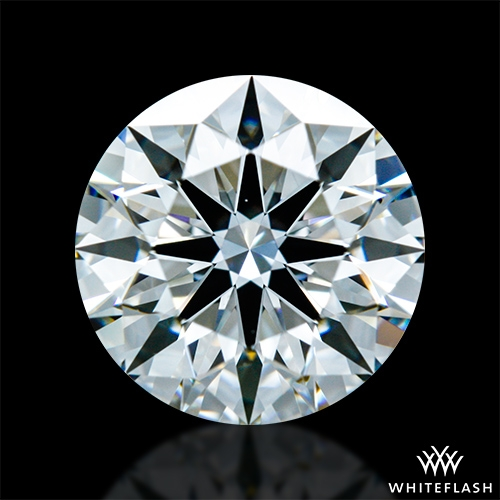 1.32 ct G VS1 A CUT ABOVE® Hearts and Arrows Super Ideal Round Cut Loose Diamond