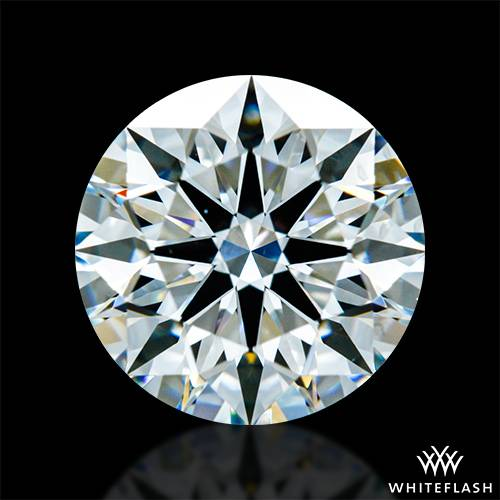 1.473 ct G VS2 A CUT ABOVE® Hearts and Arrows Super Ideal Round Cut Loose Diamond