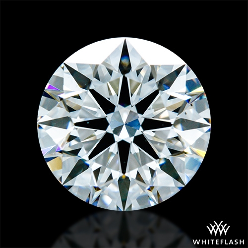 1.884 ct F VS1 A CUT ABOVE® Hearts and Arrows Super Ideal Round Cut Loose Diamond