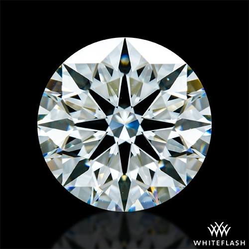 1.957 ct I VS2 A CUT ABOVE® Hearts and Arrows Super Ideal Round Cut Loose Diamond