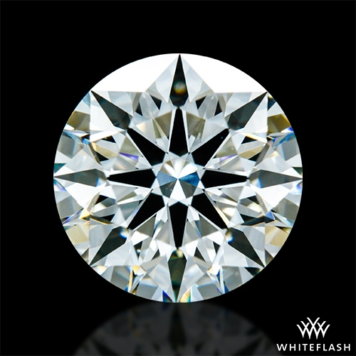 1.978 ct J VS2 A CUT ABOVE® Hearts and Arrows Super Ideal Round Cut Loose Diamond