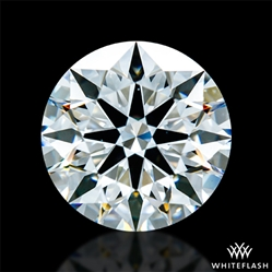 2.024 ct F VS1 A CUT ABOVE® Hearts and Arrows Super Ideal Round Cut Loose Diamond