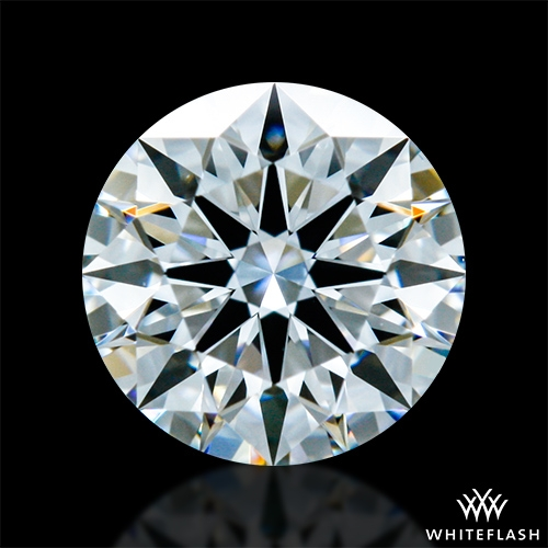 0.52 ct D VVS2 A CUT ABOVE® Hearts and Arrows Super Ideal Round Cut Loose Diamond