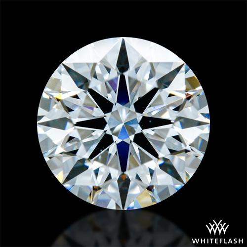 0.52 ct D VVS2 A CUT ABOVE® Hearts and Arrows Super Ideal Round Cut Loose Diamond