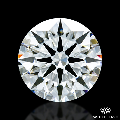 2.522 ct G VS2 A CUT ABOVE® Hearts and Arrows Super Ideal Round Cut Loose Diamond