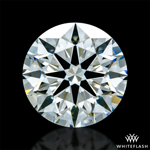 1.704 ct I VS1 A CUT ABOVE® Hearts and Arrows Super Ideal Round Cut Loose Diamond